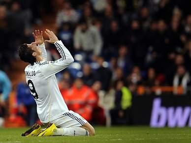 Ronaldo falha jogo frente ao Espanyol