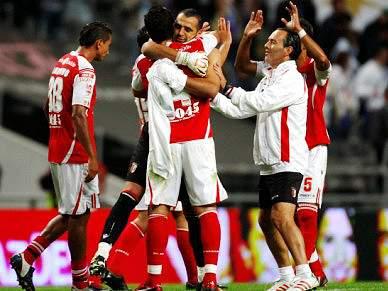 Sp.Braga vence 1º de Dezembro