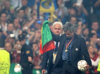 Mourinho eleito melhor treinador do mundo