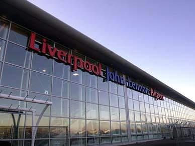 Benfica já está em Liverpool