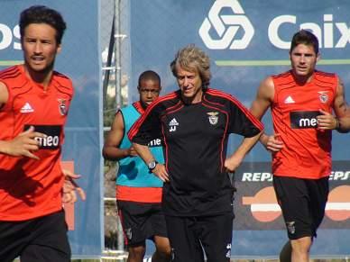 Carlos Martins fica fora do Dragão