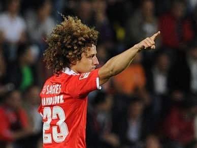 David Luiz diz não ao Manchester City