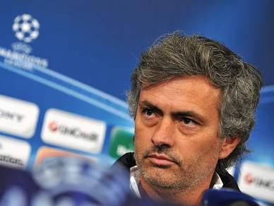 Mourinho não vê o AC Milan como o