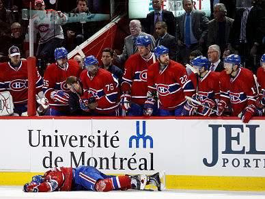Jogador da NHL Max Pacioretty lesiona-se com gravidade