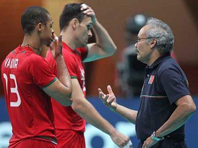 Portugal despromovido na Liga Mundial