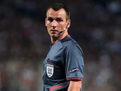 UEFA suspende árbitros por manipulação de resultados