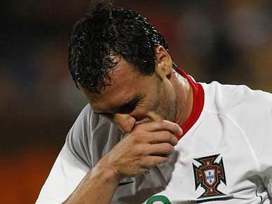 """Hugo Almeida:""""É uma perda para o futebol internacional"""""""