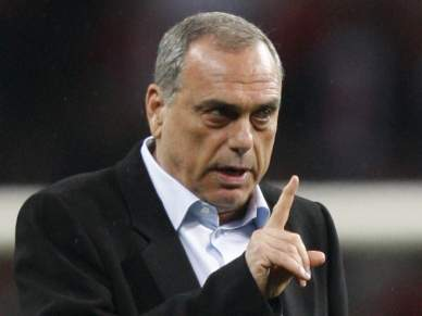Avram Grant é o novo treinador do West Ham