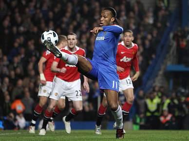Chelsea e United reeditam final de 2008