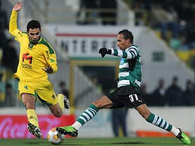Sporting tenta vingar derrota contra o Paços