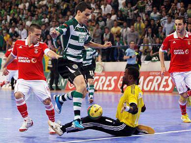 Sporting vence Benfica e leva a taça