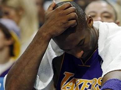Nuggets ridicularizam Lakers