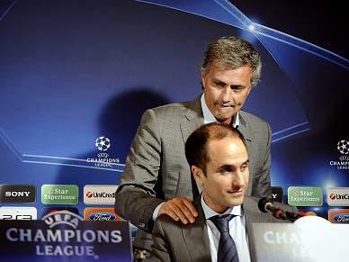 Mourinho falha conferência de imprensa de antevisão