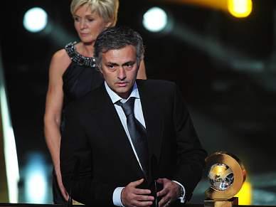 Mourinho melhor do mundo é também prémio para treinadores portugueses