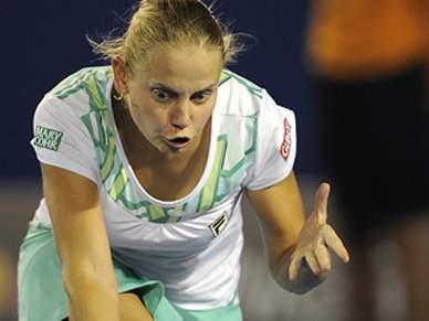 Klaybanova ganha primeiro título do WTA