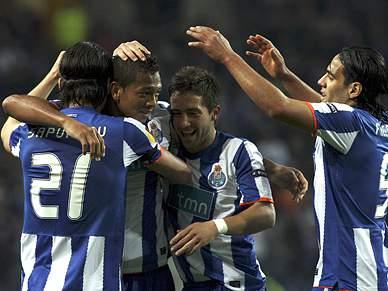 Já está! FC Porto está nos 'quartos' da Liga Europa