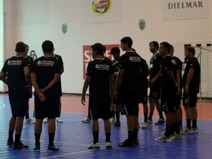Leões querem surpreender Benfica na Luz