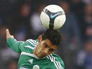 Ricardo Costa feliz por voltar às escolhas