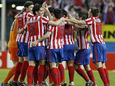 Collado emprestado ao Atlético de Madrid