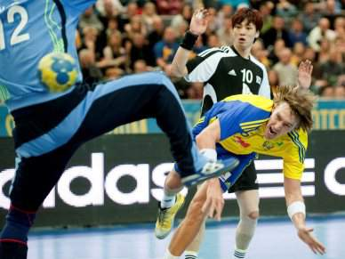 Suécia soma terceira vitória no Grupo D