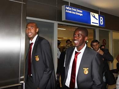 Luisão e Ramires vão à África do Sul