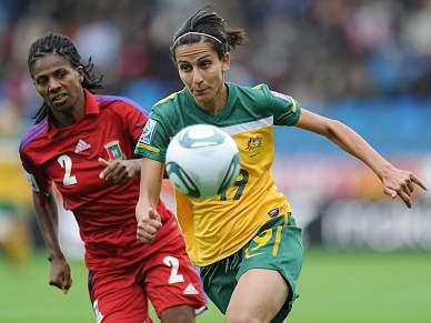 Desaparecidas 14 jogadoras africanas de futebol