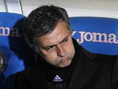 Mourinho - Especial até nas quedas