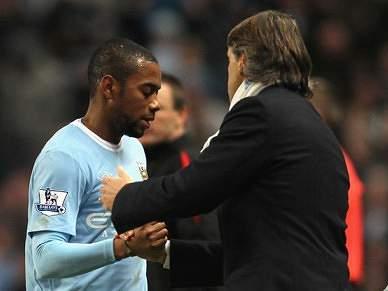 """""""Tomara que Robinho fique no Manchester City"""""""
