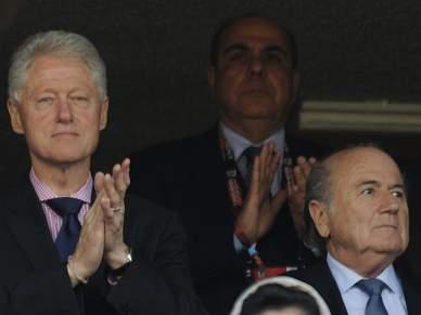 Bill Clinton vai apresentar candidatura dos Estados Unidos