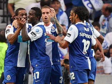 FC Porto e Oliveirense encerram hoje quarta eliminatória