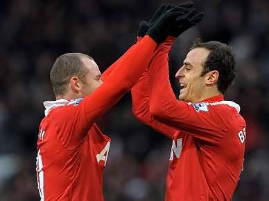 Manchester United favorito à vitória e à goleada