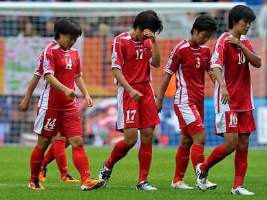 FIFA ordena controlos antidoping à selecção da Coreia do Norte