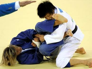 Telma Monteiro conquista medalha de bronze