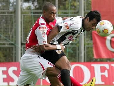 Sporting Braga empata na Choupana