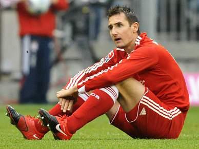 Bayern perde e compromete liderança