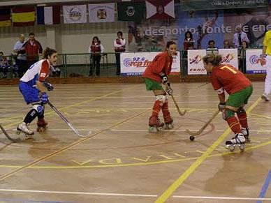 Espanha derrota França e está na final