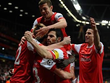 Arsenal banaliza Barcelona no Emirates