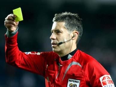 Lucílio Batista mostra em média cinco amarelos por jogo