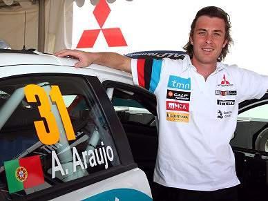 Armindo Araújo vence 'Corrida dos Campeões' em Vigo