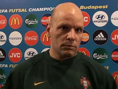 Jorge Braz acredita numa presença na final