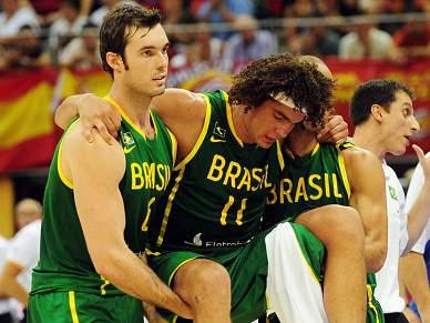 Brasileiro Anderson Varejao hospitalizado em Logroño