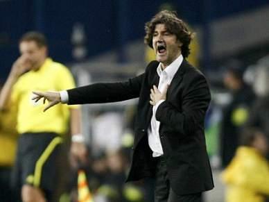 Embate entre Lech Poznan e Braga só se decide em Portugal, diz Bakero