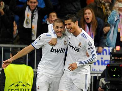 Real Madrid no encalço do Barcelona