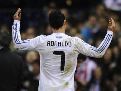 Cristiano Ronaldo insultado pelos adeptos do Atlético