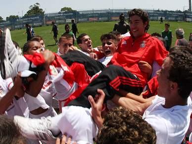 Benfica sagra-se campeão frente ao FC Porto