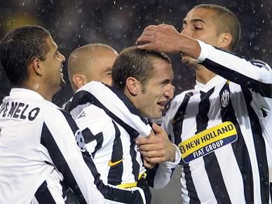 Juventus vence Maccabi Haifa por 1-0
