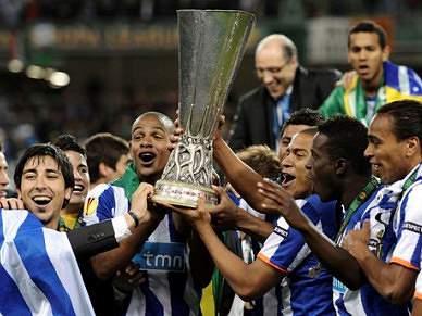 FC Porto mantém terceiro lugar