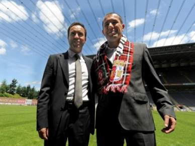 Novo Braga em teste com o Desportivo de Aves