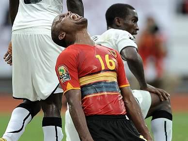 Gana afasta Angola das meias-finais