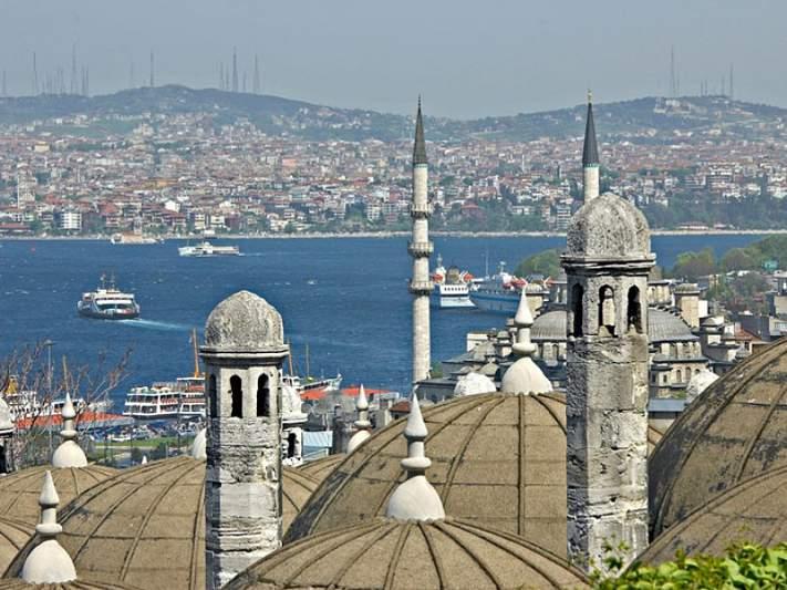 Turquia vai concorrer à organização dos Jogos Olímpicos